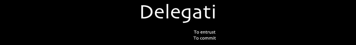 Delegati